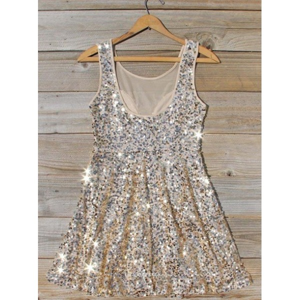 Sexy Mini/Short Bling Bling Sequins Party Dress New Arrival