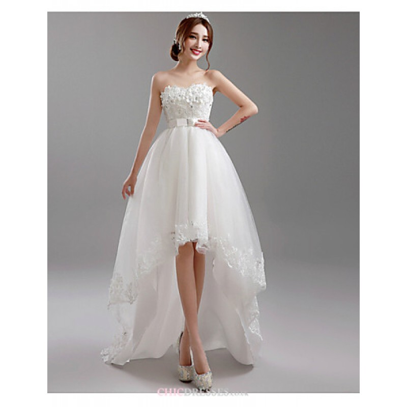 Image Result For White Short Wedding Dresses Cheap