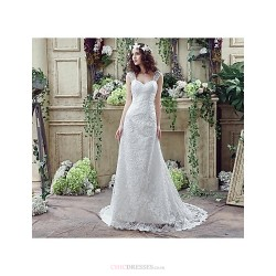 Wedding Dress White Court Train Off The Shoulder