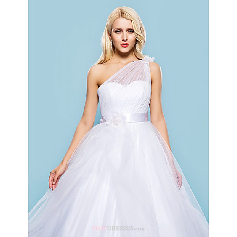 Cheap White Wedding Dress Uk: Ball Gown Plus Sizes Wedding Dress