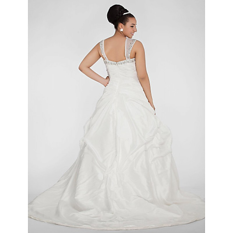 Cheap Wedding Dresses Colorado Springs: Ball Gown Plus Sizes Wedding Dress