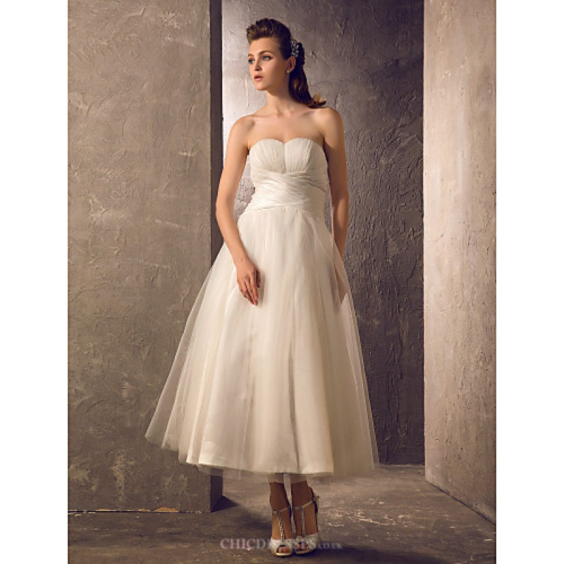 Cheap Wedding Dresses Colorado Springs: A-line Plus Sizes Wedding Dress