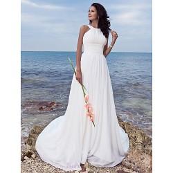 Plus size beach wedding dresses uk