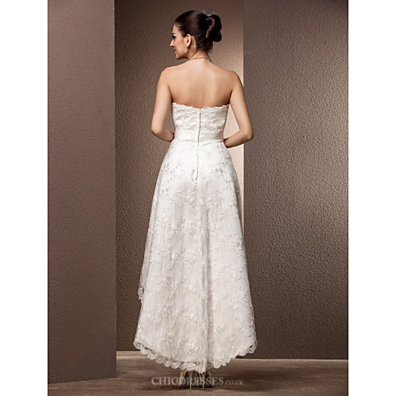 A line princess plus sizes wedding dress ivory for Princess plus size wedding dresses