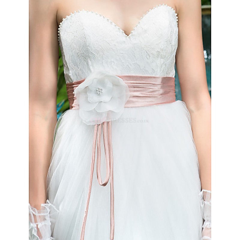 Maternity Wedding Dresses Under 100: A-line Maternity Wedding Dress