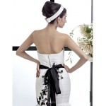 Fit & Flare Plus Sizes Wedding Dress - Ivory Court Train Sweetheart Tulle Wedding Dresses