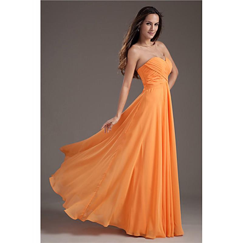 Short Semi-Formal V-Neck Gold Midi Party Dress