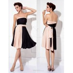 TS Couture Mix&Match Convertible Dress Knee-length Knit Sheath/Column Cocktail Dress (1912681) Bridesmaid Dresses