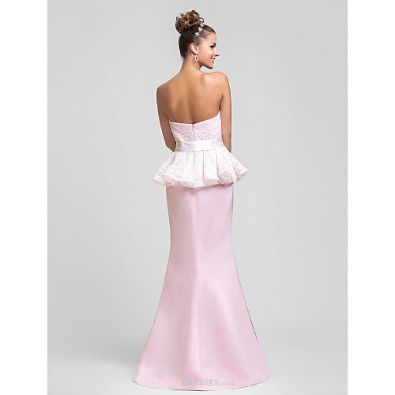 77161407c9e ... Military Ball   Formal Evening   Wedding Party Dress - Blushing Pink Plus  Sizes   Petite