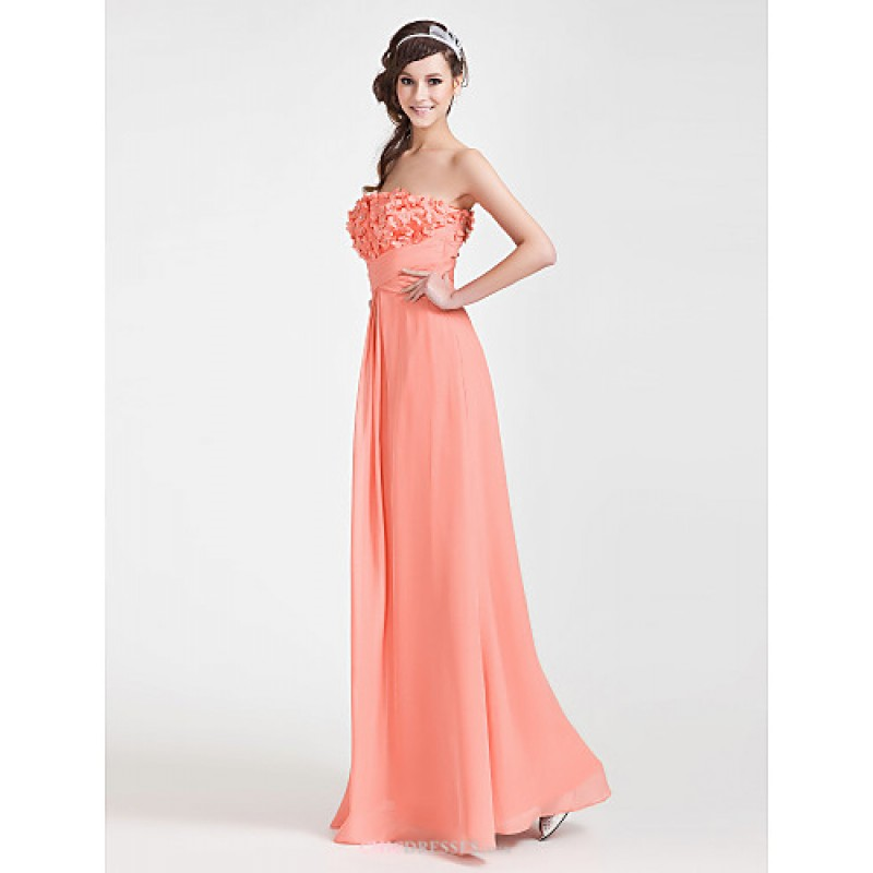 Chic Dresses Wedding Party Formal Evening Dress