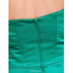Floor-length Satin Bridesmaid Dress - Jade Plus Sizes / Petite A-line / Princess Strapless Bridesmaid Dresses