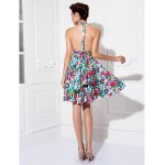 Mix&Match Convertible Dress Knee-length Knit Sheath/Column Cocktail Dress (1912680) Bridesmaid Dresses