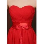 Short/Mini Bridesmaid Dress - Ruby Sheath/Column Sweetheart Bridesmaid Dresses
