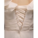 Knee-length Chiffon Bridesmaid Dress - Champagne Sheath/Column V-neck Bridesmaid Dresses