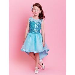 Ballet Kids Dancewear Tutu Ballet Lively Flower Pattern Yarn Dance&Party Dress Kids Dance Costumes