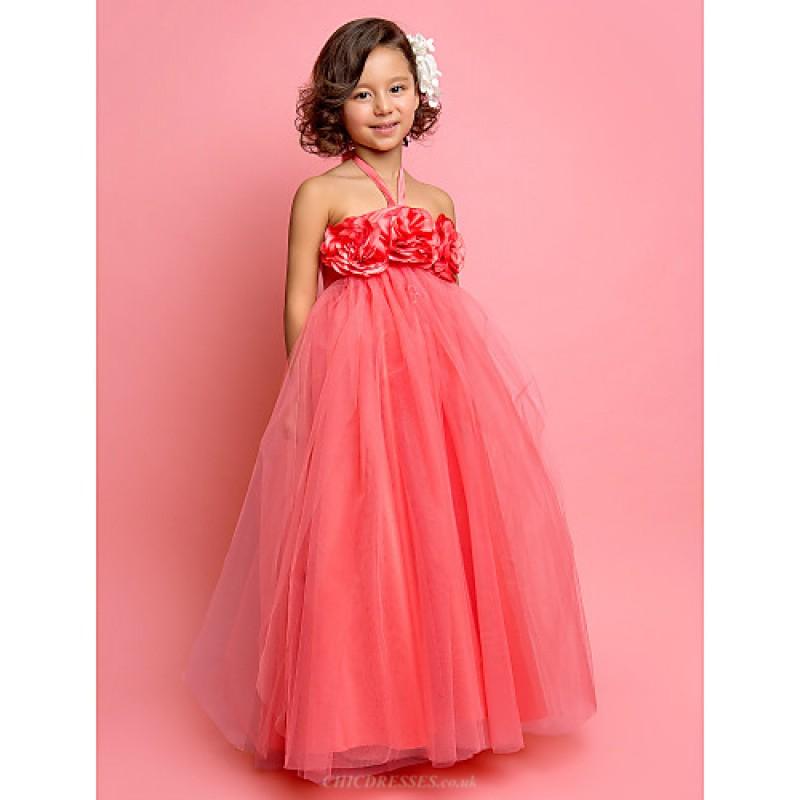 First Communion / Wedding Party Dress - Watermelon Apple / Hourglass ...