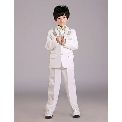 Ring Bearer Suit Uniform Cloth 6 Pieces Suit