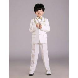 Ring Bearer Suit Uniform Cloth 6 Pieces Suit
