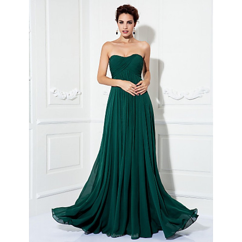 6686b1fef15c TS Couture Formal Evening   Prom   Military Ball Dress - Dark Green Plus  Sizes