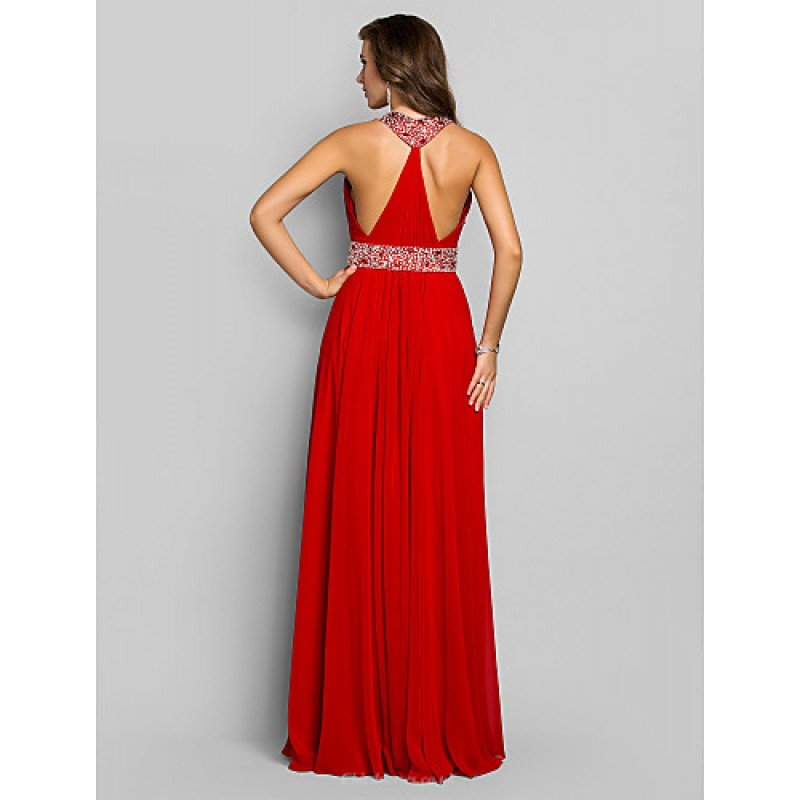 Chic Dresses Formal Evening Military Ball Prom Dress