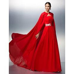 Prom Formal Evening Dress Ruby Plus Sizes Petite A Line Strapless Floor Length Chiffon