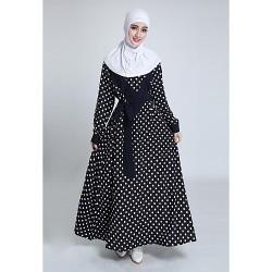 Formal Evening Abaya Floor Length A Line Dress