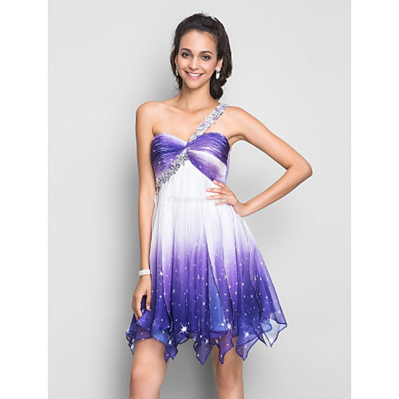 Chic Dresses Cocktail Party Prom Sweet 16 Dress