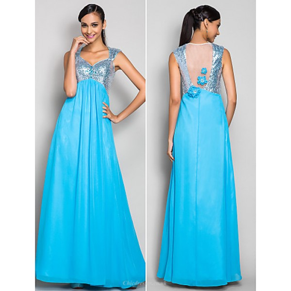 Formal Evening / Military Ball / Prom Dress - Pool Plus Sizes ...