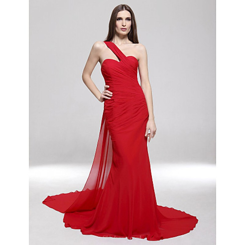 fa5d5ae8ff7 TS Couture Formal Evening   Military Ball Dress - Ruby Plus Sizes   Petite  Trumpet