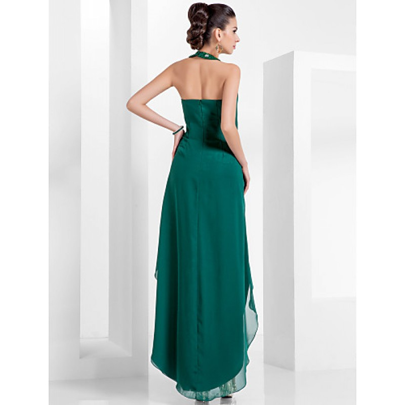 d171e0753440 ... TS Couture Formal Evening Dress - Dark Green Plus Sizes   Petite A-line  ...