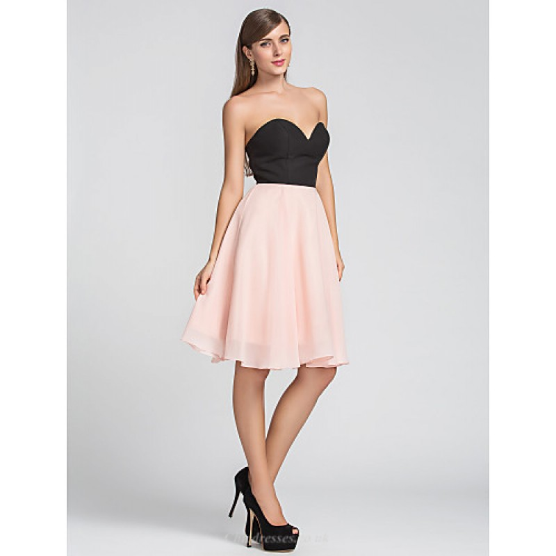 Chic Dresses Cocktail Party Wedding Party Dress