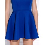 TS Couture Cocktail Party / Prom Dress - Royal Blue Plus Sizes / Petite A-line / Princess Jewel Short/Mini Jersey Special Occasion Dresses