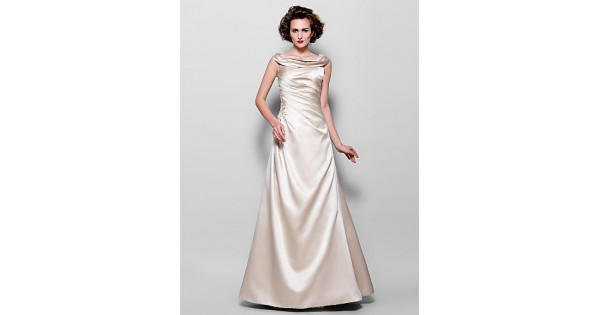 A-line Plus Sizes / Petite Mother Of The Bride Dress