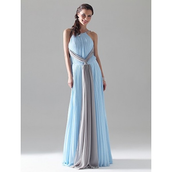 9354fdaf4cc Prom   Military Ball   Formal Evening Dress - Sky Blue Plus Sizes   Petite  Sheath