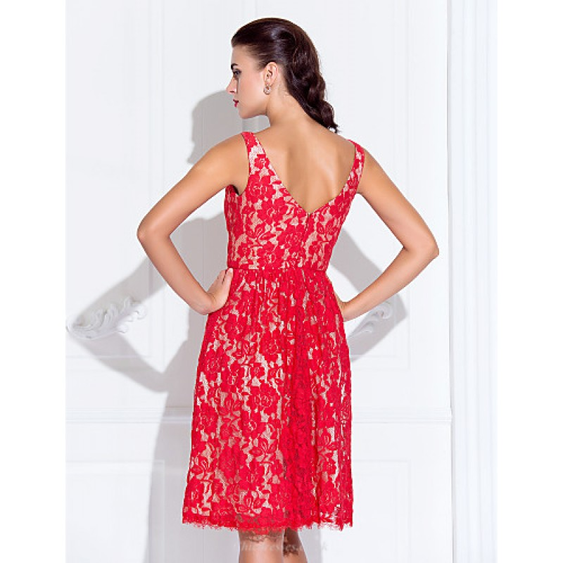 a4788812189f8 ... TS Couture Cocktail Party / Holiday / Prom Dress - Ruby Plus Sizes /  Petite A ...