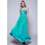 Formal Evening Dress - Royal Blue / Black / Ruby / Burgundy / Fuchsia / Grape / Dark Green / Pool Plus Sizes Sheath/Column Floor-length Special Occasion Dresses