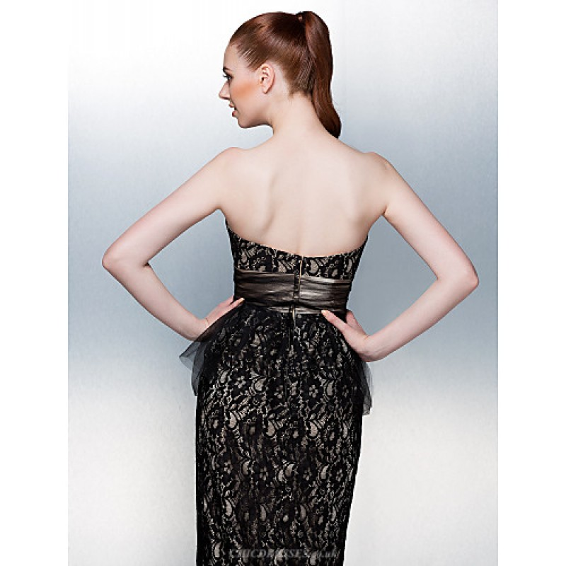 Chic Dresses Prom Formal Evening Dress Champagne