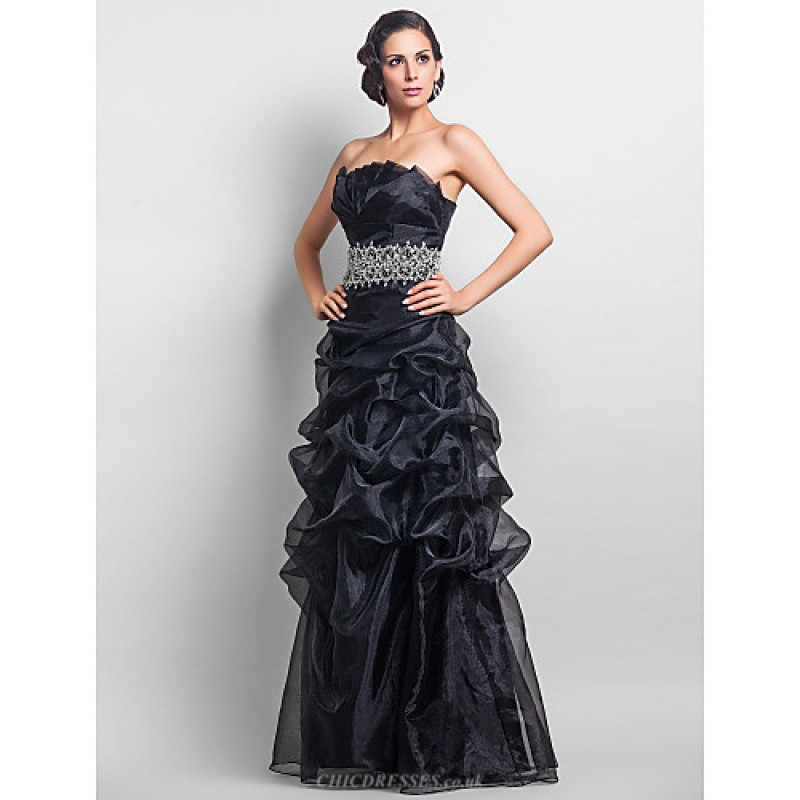 Plus Size Military Ball Gowns: Formal Evening / Prom / Military Ball Dress