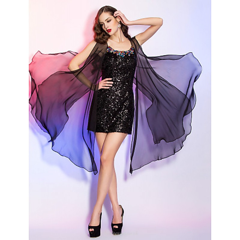Cocktail Party / Homecoming / Holiday Dress - Black Plus Sizes ...