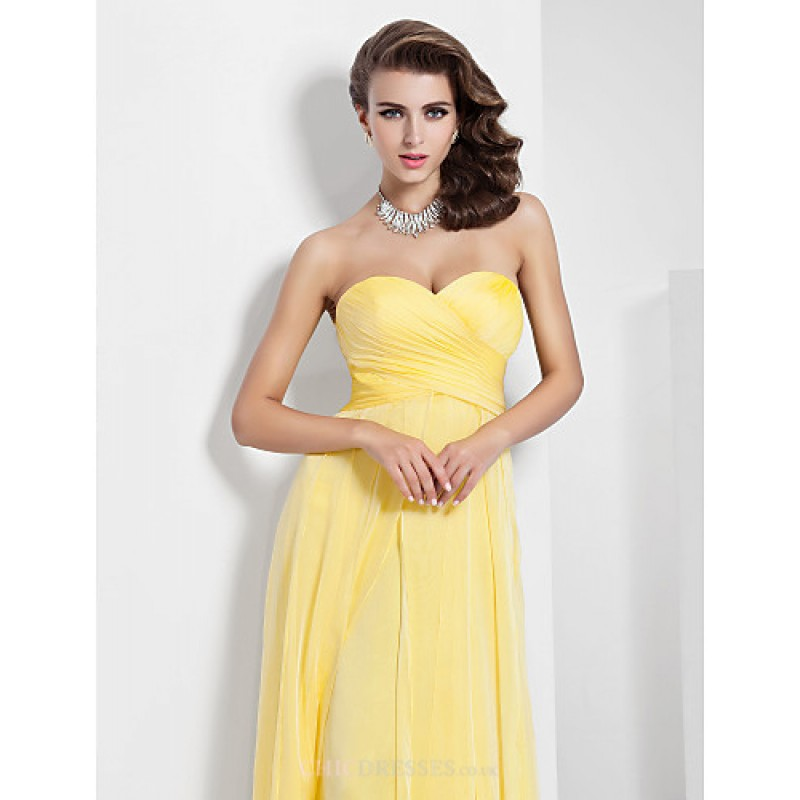 Chic Dresses Formal Evening / Prom / Military Ball Dress