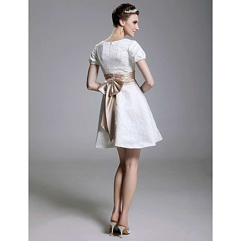 bda1cef395e ... TS Couture Cocktail Party   Graduation   Holiday Dress - White Plus  Sizes   Petite A