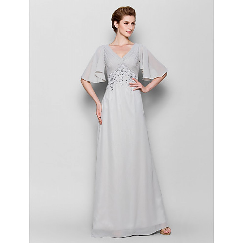 Sheath Column Plus Sizes Petite Mother Of The Bride