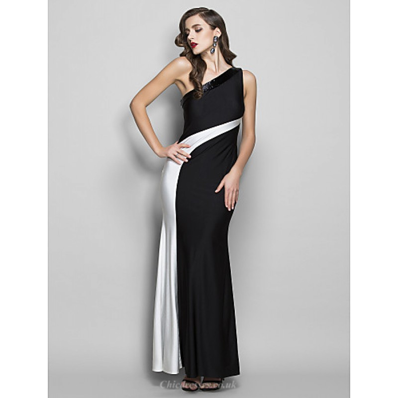 Formal Evening Prom Military Ball Dress Black Plus Sizes