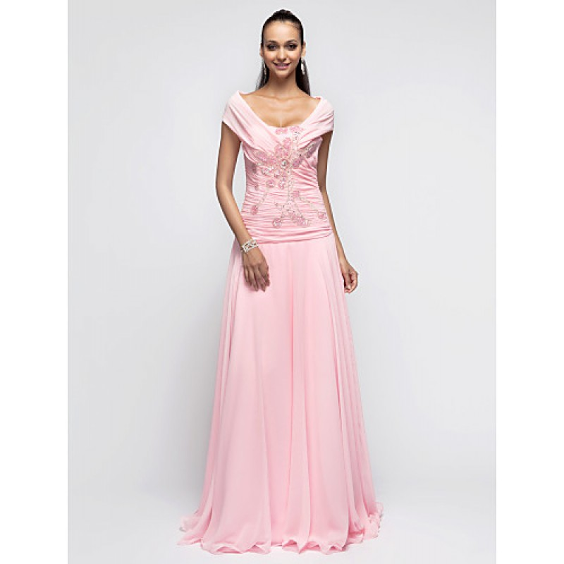 9c0fb94a8c5 Formal Evening   Prom   Military Ball Dress - Candy Pink Plus Sizes    Petite A
