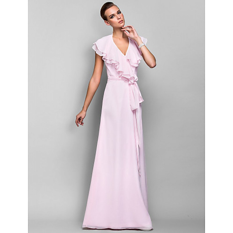 Formal Evening Prom Military Ball Dress Blushing Pink Plus