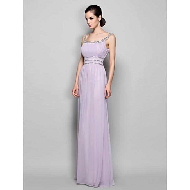 Formal Evening / Prom / Military Ball Dress - Lilac Plus ...