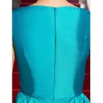 Formal Evening / Military Ball Dress - Jade Plus Sizes / Petite Sheath/Column Jewel Floor-length Taffeta Special Occasion Dresses
