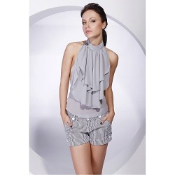 Party Evening Casual Chiffon Vests Sleeveless Wedding Wraps