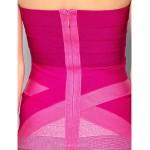 Dress - Multi-color Petite Sheath/Column Strapless Short/Mini Silk Special Occasion Dresses