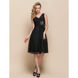 Cocktail Party Homecoming Holiday Dress Black Hourglass Pear Misses Petite Apple Inverted Triangle RectangleA Line